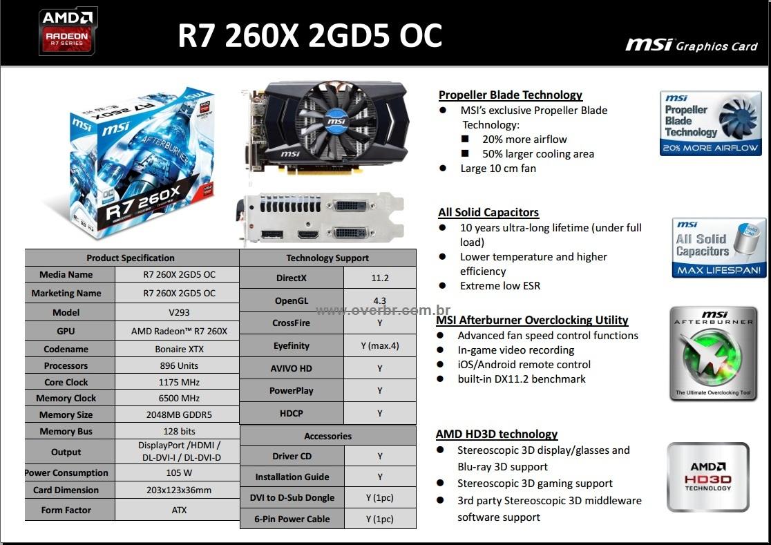 R7-260X-specs