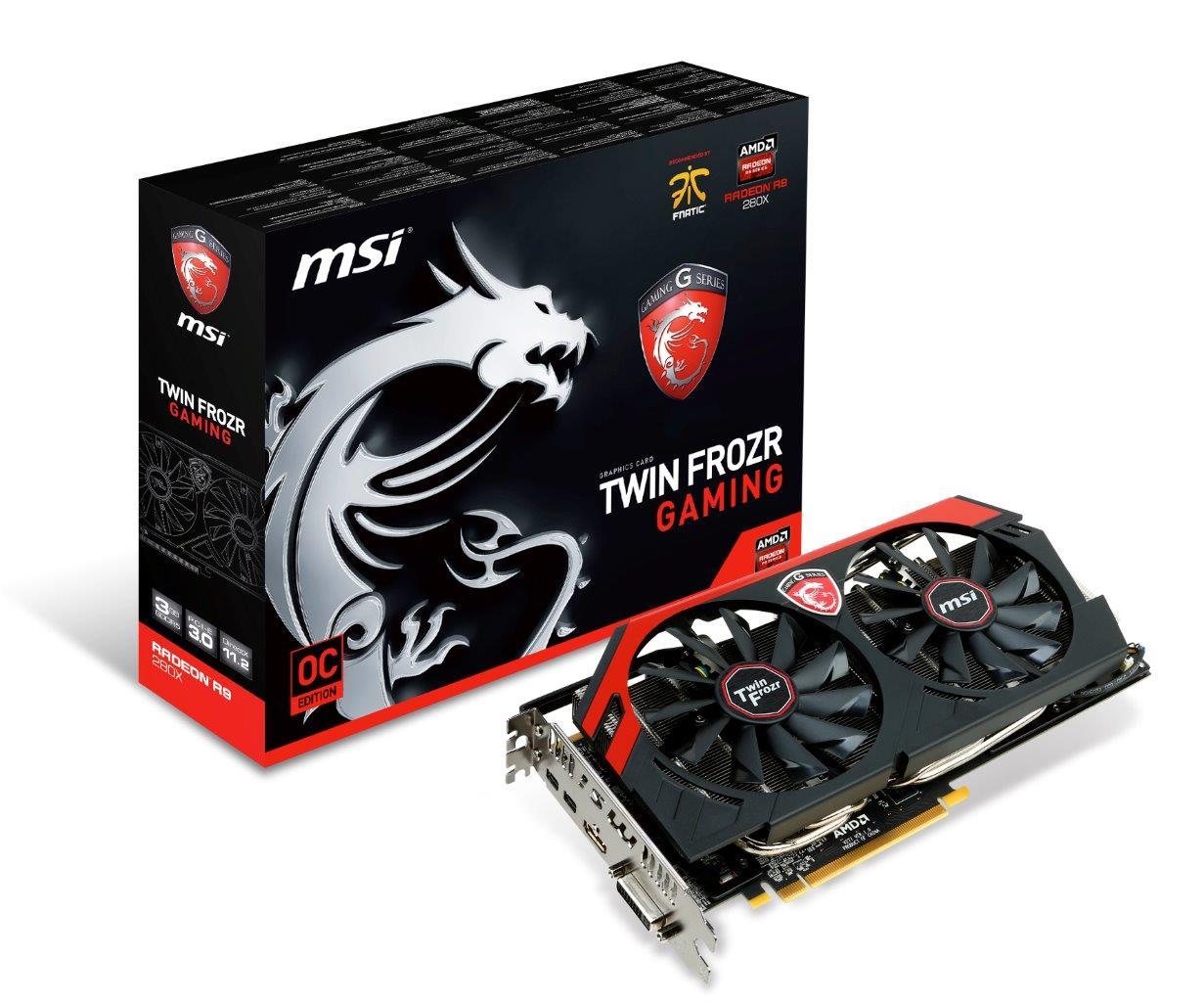 R9 280X Gaming 3GD5(V277)_box+card