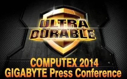 computex GIGABYTE 2014