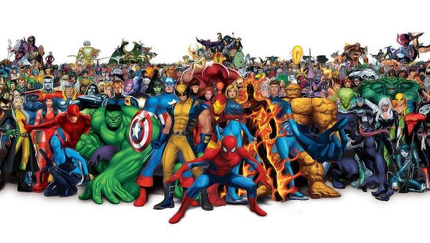 INTEL Super herois