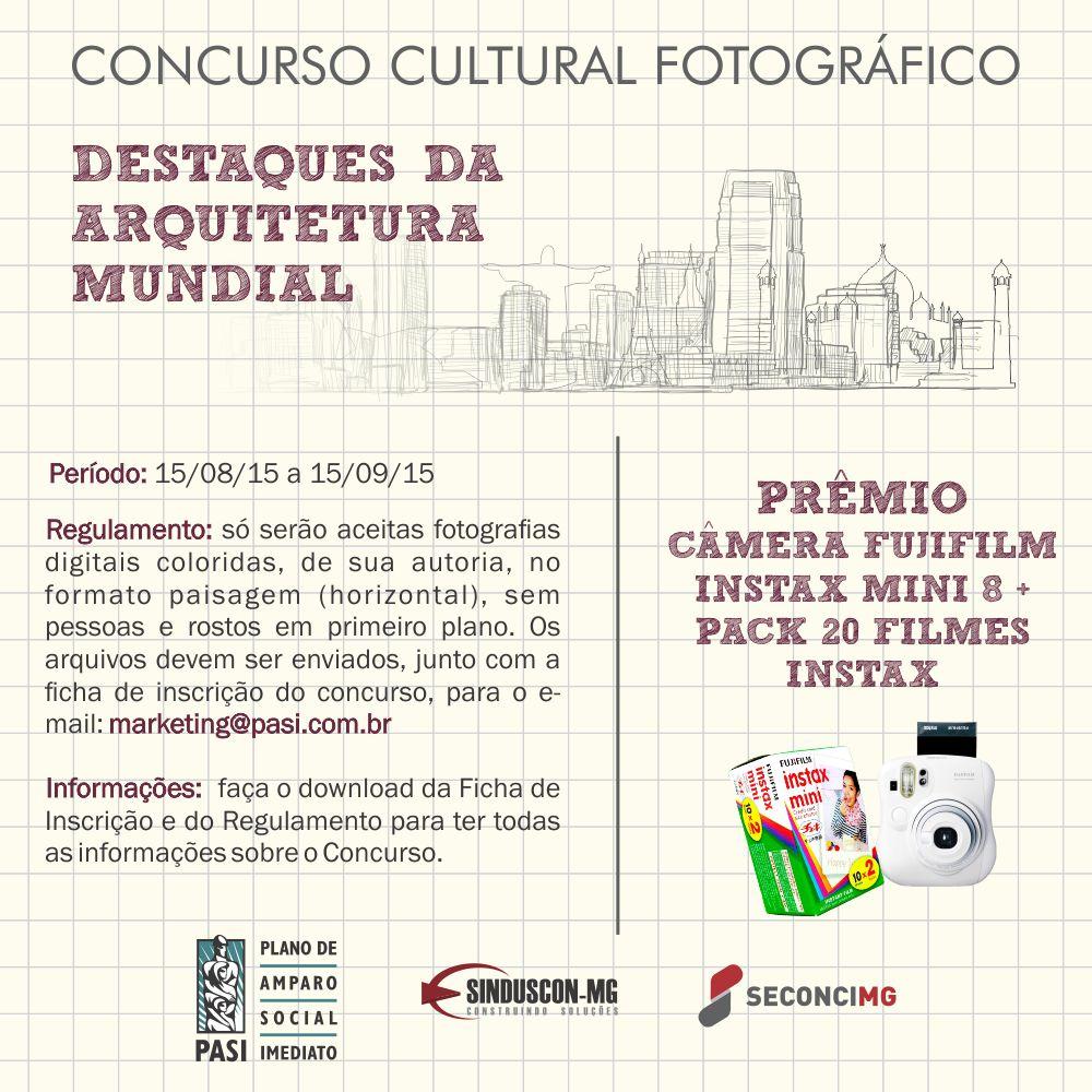 Concurso fotografico PASI