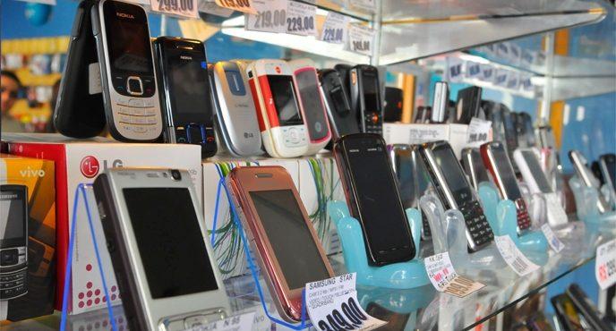 Foram vendidos 10.779 milhões de smartphones e 1.265 feature phones. Número é 23,1% superior ao apresentado no primeiro trimestre de 2016 e apenas 1,7% menor em relação ao mesmo período de 2015.