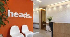 Imagem Logo e espaço Heads