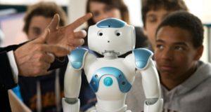 Imagem Robô humanoide NAO