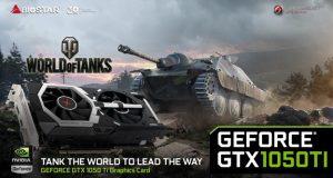 Imagem novo BIOSTAR GeForce Gaming GTX 1050 Ti