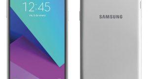 Imagem novo smartphone J3 Samsung
