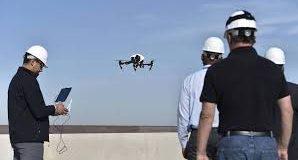 Imagem drone on air e especialistas