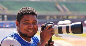 Cannon fotógrafo deficiente visual