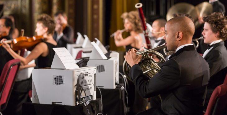 Imagen impressoras Cannon orquestra