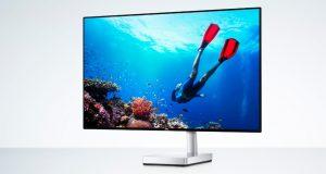 Monitores Dell 8K 2