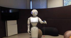 Imagem Robô cia de seguros Japão