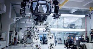 Imagem robô tripulado da Coréia do Sul