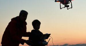 Imagem drone anatel regulamentação de drones