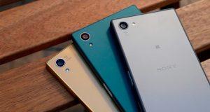 Imagem Sony Xperia nova versão