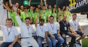 Imagem final Hackathon John Deere Campus party