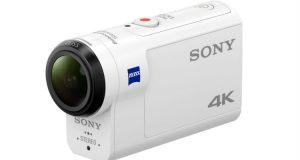 Imagem Sony câmera X3000