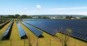 Imagem Energia solar China