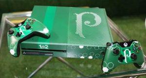 Imagem Microsoft Xbox One palmeiras