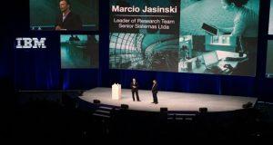 Imagem IBM premio agronegócio
