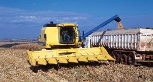 Colheitadeira Agricultura de precisão
