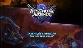 Heavy Metal Machines