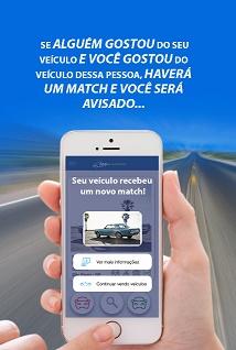 app do automóvel
